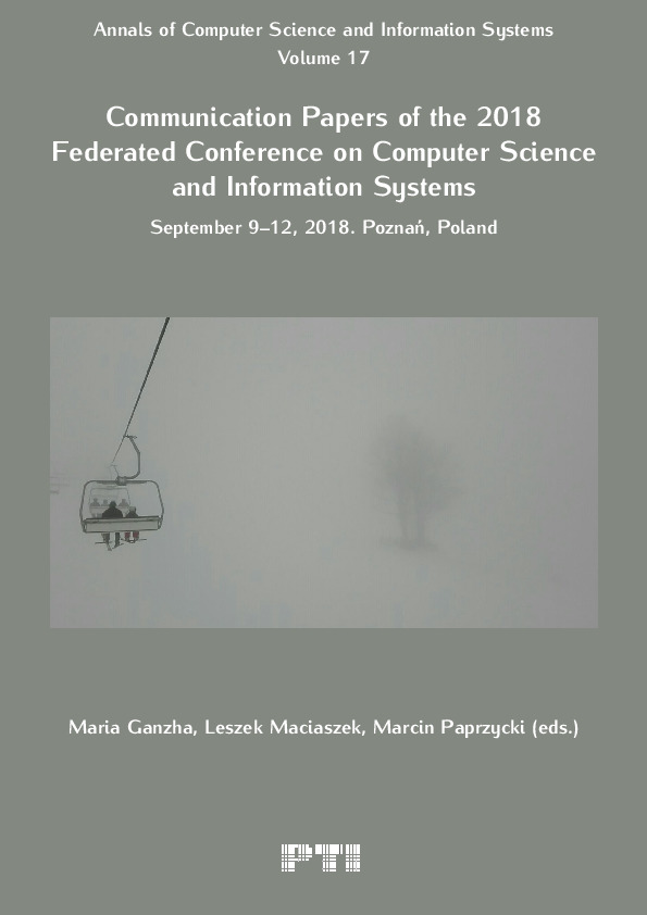 Annals of Computer Science and Information Systems, Volume 17